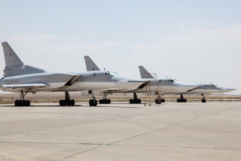 ادعای استقرار جنگندههای روسی در همدان +(تصاویر)
