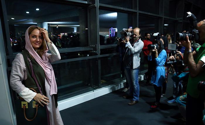 (تصاویر) مهناز افشار در اکران خصوصی