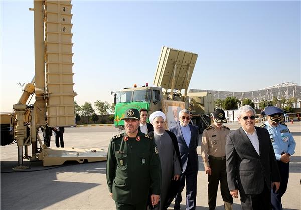 (تصاویر) سامانه موشکی «باور373» رونمایی شد