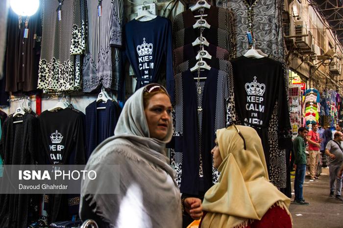 ع از لباس ملکه جودا مانتویی که صاحبش را ملکه میکند/تصاویر