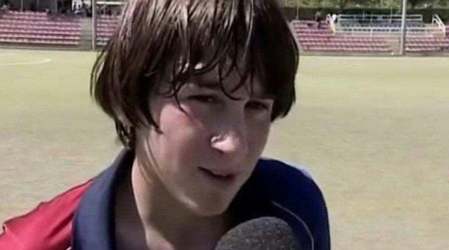 (تصاویر)لیونل مسی در گذر زمان