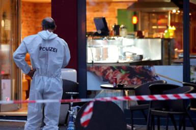 (تصاویر) انفجار انتحاری در باواریای آلمان