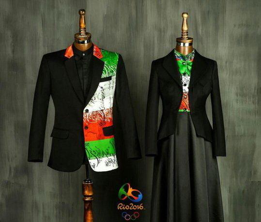 لباس کاروان المپیک عوض میشود