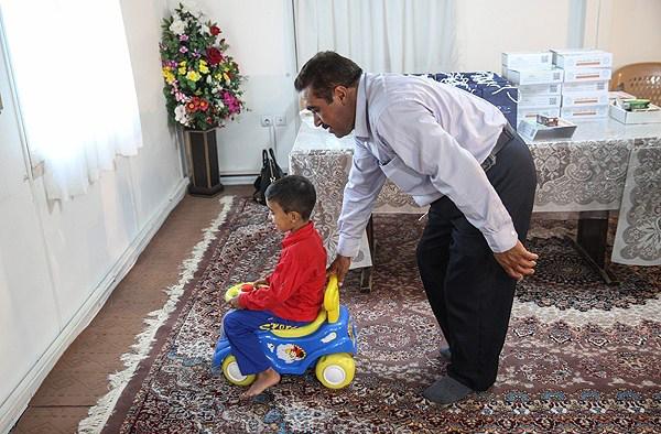 (تصاویر) این کودکان با چرک و زخم زندگی میکنند