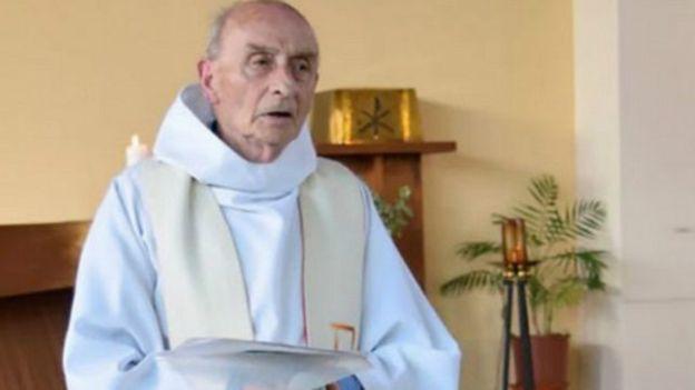 اعلام هویت دومین عامل بریدن گلوی کشیش فرانسوی +(تصویر)