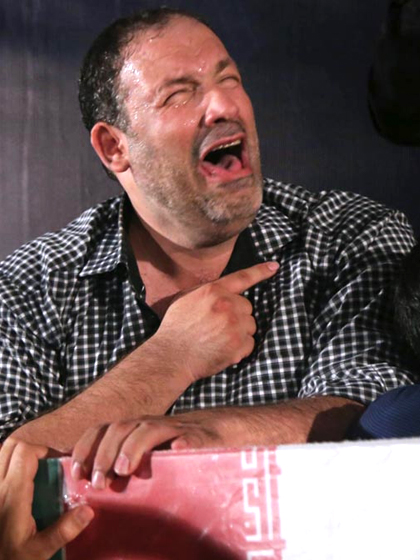 امروز به روایت تصویر// آتشسوزی در پتروشیمی، عزاداری، حاشیههای ورزشی، سخنرانی احمدینژاد و ...