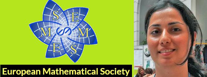 یک ایرانی، اولین زن برنده جایزه جامعه ریاضیات اروپا شد