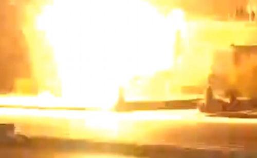 (تصاویر) دستگیری نوجوان انتحاری قبل از انفجار