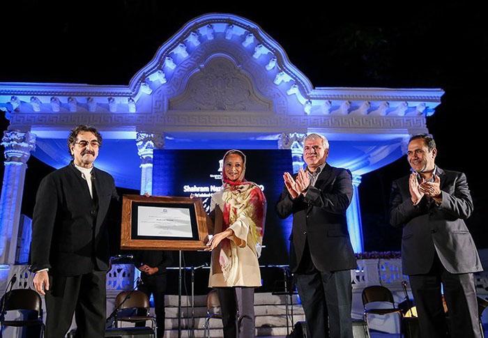 شب شهرام ناظری با یونسکو در سعد آباد
