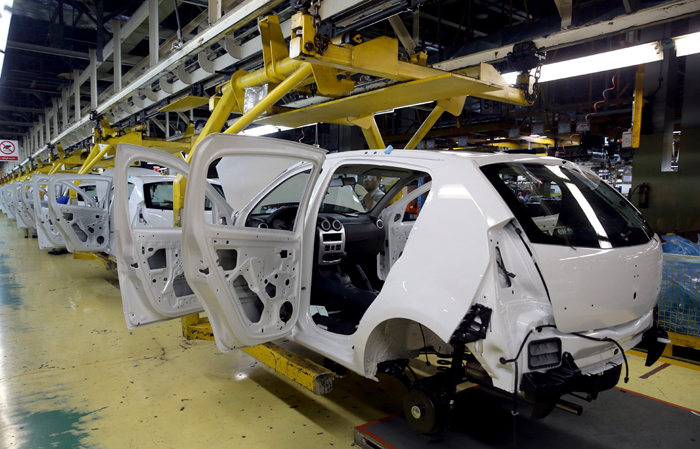 (تصاویر) رونمای از محصول جدید پارس خودرو