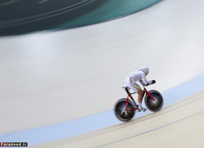تصاویر/ قهرمانان با اراده پارالمپیک