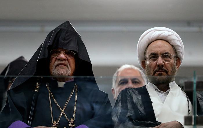 (تصاویر) المپیک ارامنه در ایران