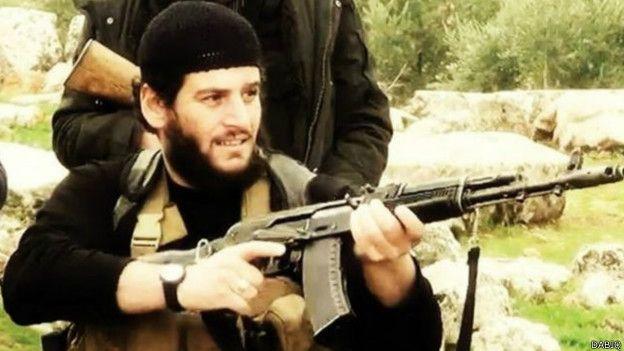 وزیر اطلاعات داعش کشته شد