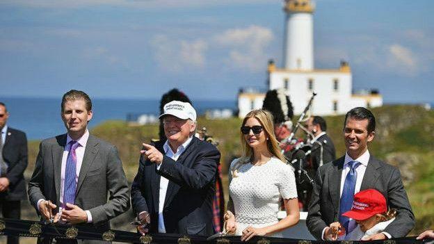 با خانواده دونالد ترامپ آشنا شوید+ (تصاویر)