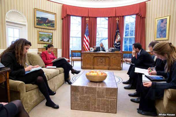 یک زن ایرانی سخنگوی وزارت خارجه آمریکا شد