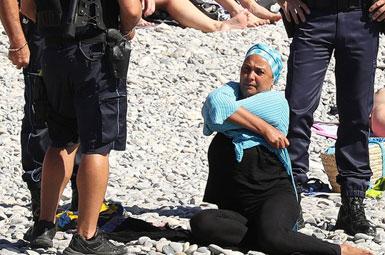(تصاویر) پلیس