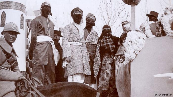 (تصاویر) اولین کارناوال شادی در عصر رضاشاه