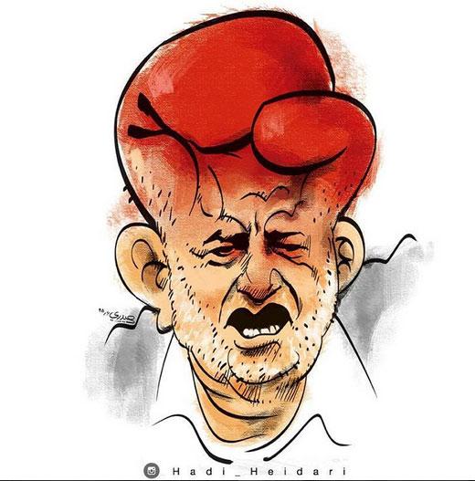 (کاریکاتور) مورد نه چندان عجیب آقای قاضیپور!