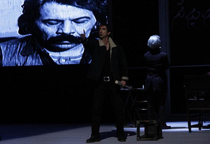 (تصاویر) مراسم چهلم داوود رشیدی