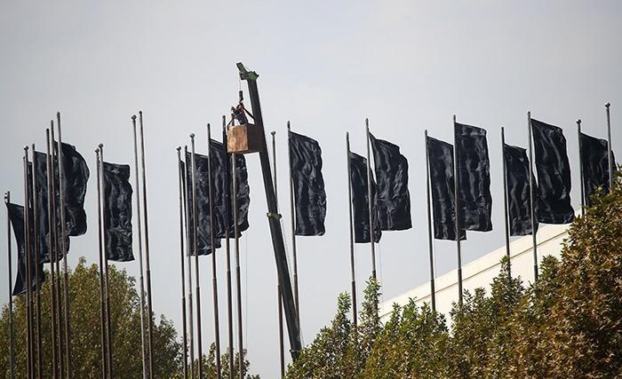[حواشی ورزشگاه آزادی پیش از بازی ایران و کرهجنوبی؛چشمبادامیها مبهوت شدند+تصاویر