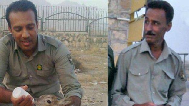 قاتلان دو محیط بان به اعدام در ملاءعام محکوم شدند