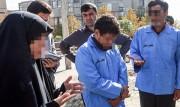 (تصاویر) بازسازی صحنه قتل ناموسی در مشهد