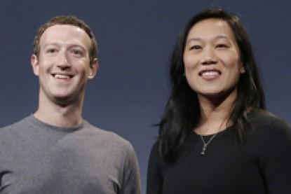 جاهطلبی خیرخواهانه مدیرعامل فیسبوک و همسرش