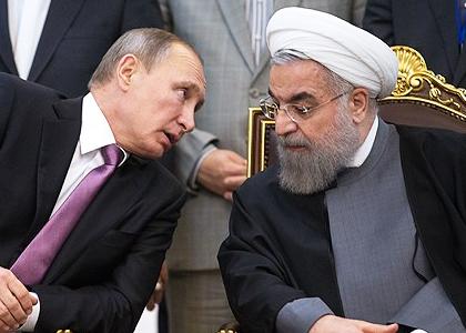 آیا روسیه ایران را دور می زند؟