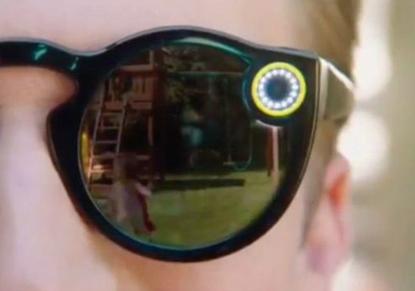 عینک آفتابی دوربیندار؛ محصول تازه اسنپچت