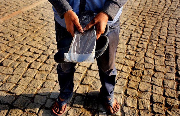 (تصاویر) کودکان کار و خیابان در رویای مدرسه