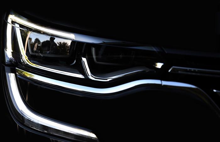 (تصاویر) خودروی جدید رنو در ایران