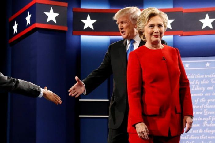 در اولین مناظره تلویزیونی کلینتون و ترامپ چه گذشت؟