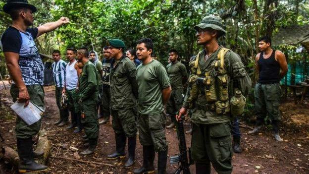 پایان جنگ 52 ساله در کلمبیا؛ فارک حزب شد