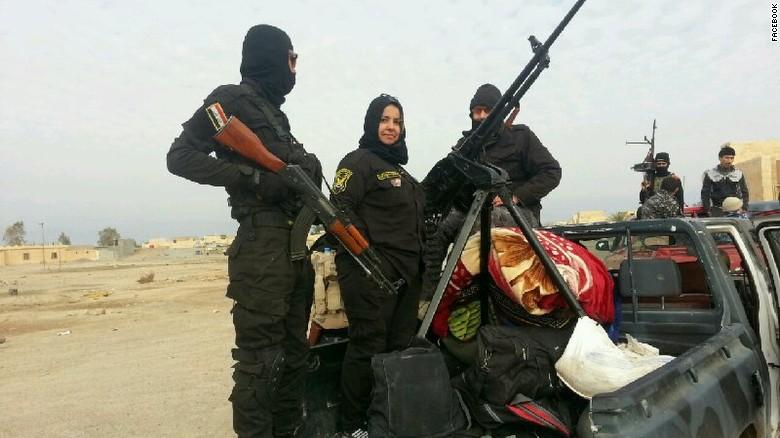 زن خانهدار عراقی که سر داعشی ها را پُخت