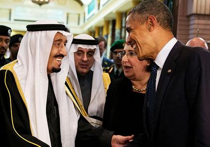 عربستان داراییهای خود را از آمریکا خارج میکند