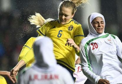 دلیل اعزام بانوان فوتبالیست به سوئد چه بود؟