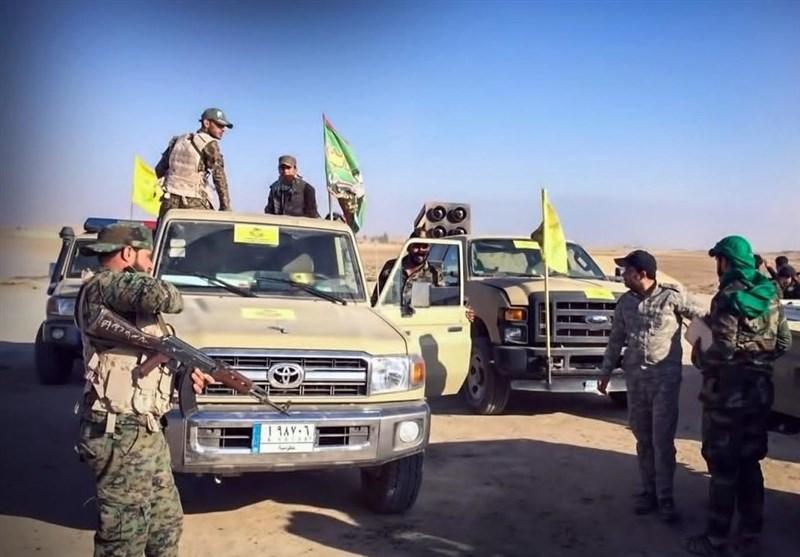 (تصاویر) داعش در محاصره مقاومت اسلامی نجباء
