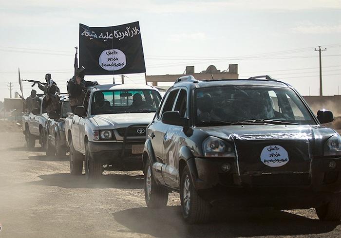 (تصاویر) تمرین نبرد با داعش در اصفهان