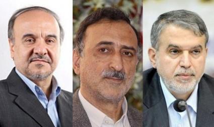 صالحی امیری، سلطانی فر و دانش آشتیانی سه وزیر پیشنهادی به مجلس