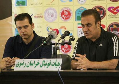 بحران در باشگاه سیاهجامگان مشهد
