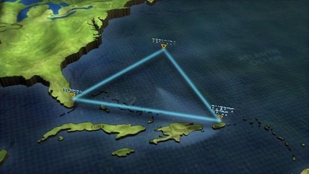 راز مثلث برمودا حل شد؟