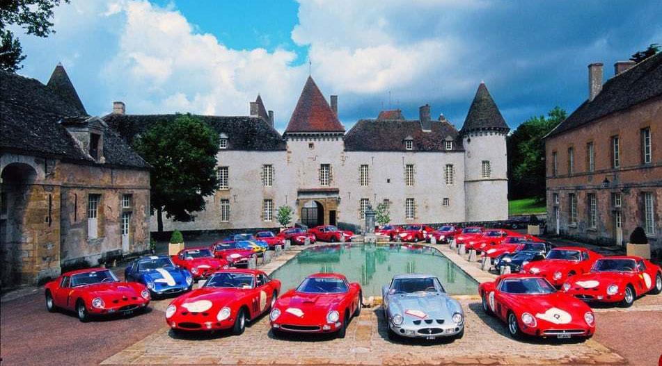 (تصاویر)حراج لوکس ترین و گران ترین خودرو روز دنیا
