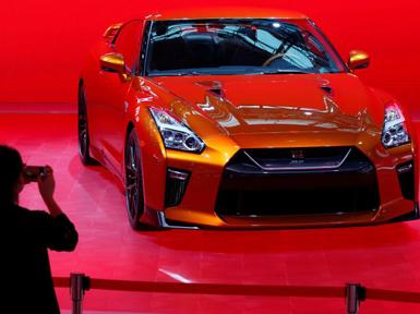 (تصاویر) پیشرفتهترین خودروها در نمایشگاه