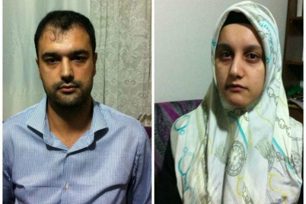 (تصویر) نوه و خواهرزاده «فتح الله گولن» بازداشت شدند