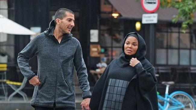 (تصاویر) خواهر مایکل جکسون محجبه شد