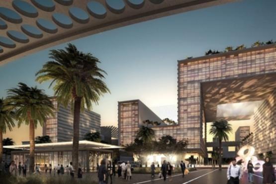 (تصاویر) چینی ها برای مصر پایتخت جدید می سازند