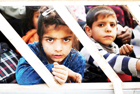 روایتی دردناک از حال و روز مردم موصل