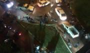 (تصاویر) خودکشی دو خواهر از روی پل!