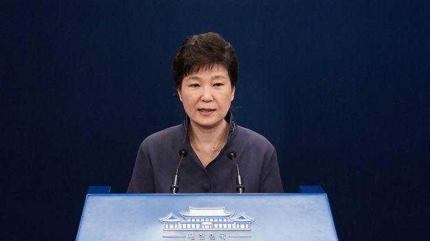 جنجال بر سر میزان نفوذ یک مشاور بر رئیس جمهور کره جنوبی