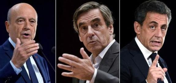 سارکوزی بخت ریاست جمهوری را از دست داد